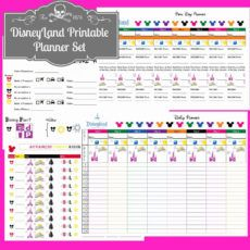 editable disney trip planner spreadsheet on google spreadsheet disney world itinerary template excel