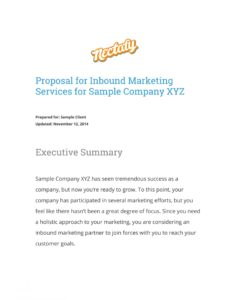 free 12 marketing campaign proposal examples  pdf word  examples marketing campaign proposal template word