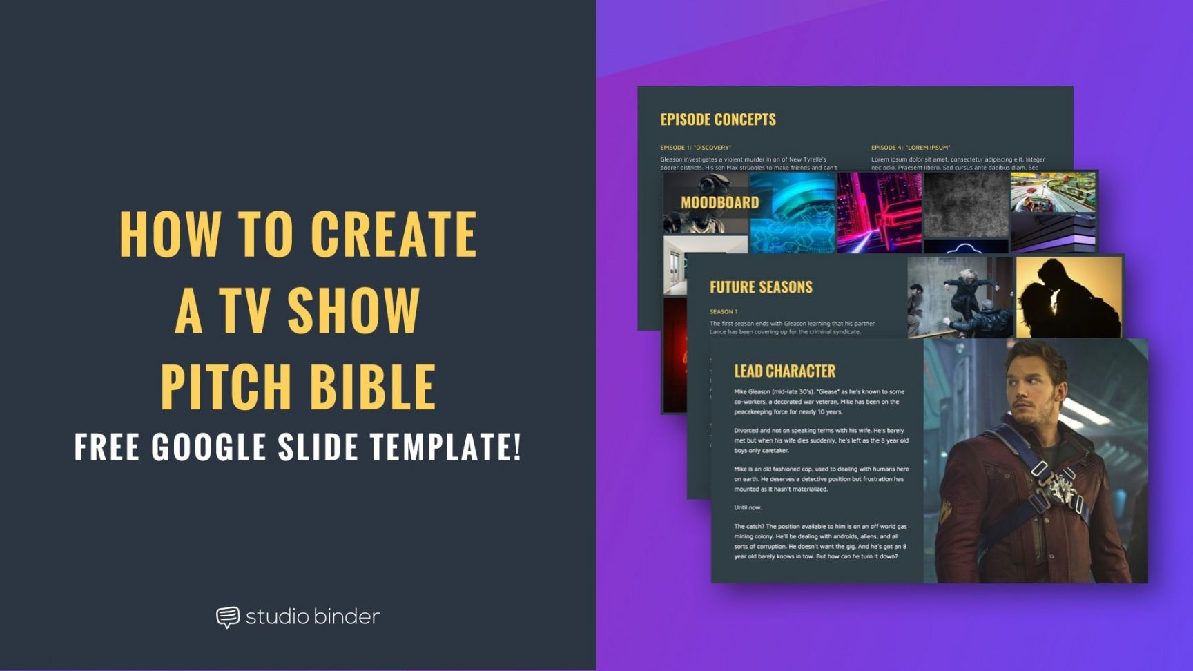 free how to create a tv show pitch bible that sells with free web series proposal template example