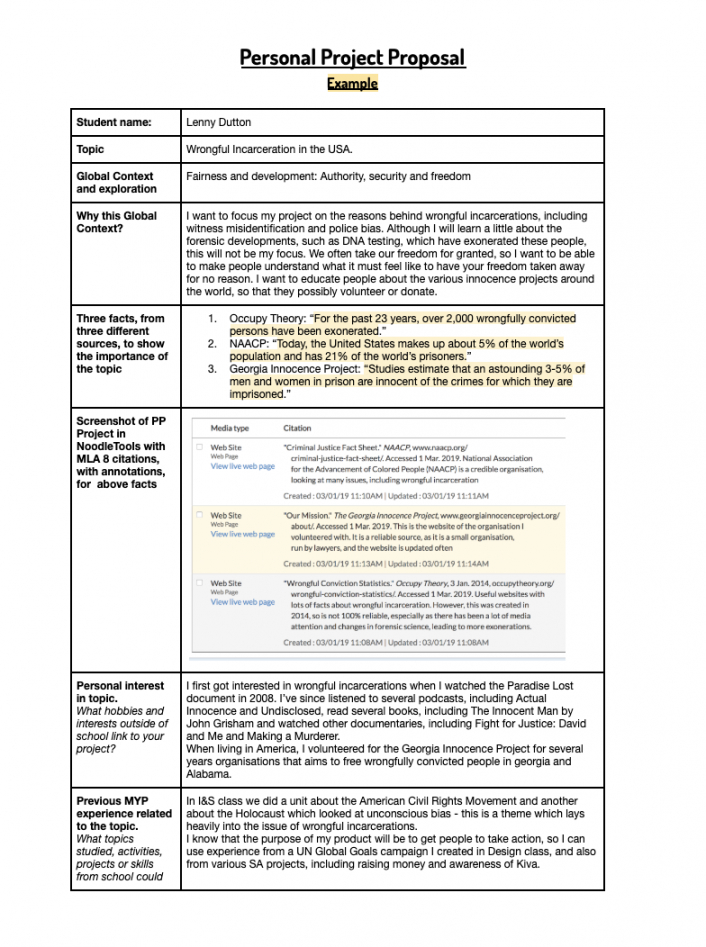 personal project proposals scientific project proposal template pdf