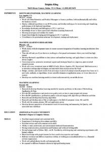 printable machine learning resume samples  velvet jobs machine learning project proposal template pdf
