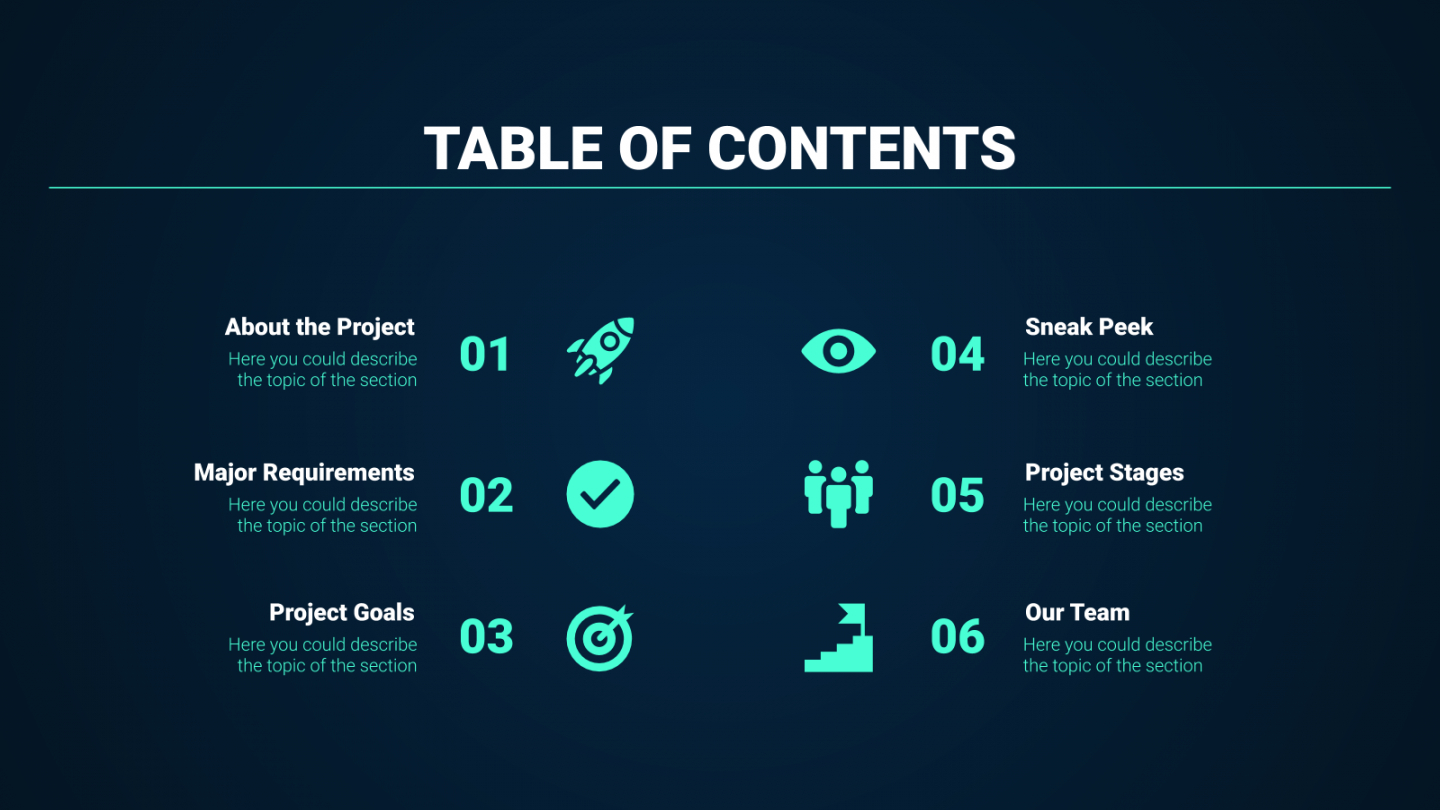 sample web project proposal google slides and powerpoint template web series proposal template pdf