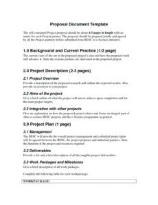 001 project management outline example proposal template project management proposal template example