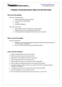 10 training project plan examples  pdf  examples software training proposal template word