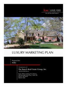 11 real estate marketing plan examples  pdf word  examples real estate marketing proposal template