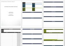 17 free project proposal templates  tips  smartsheet managed services proposal template doc