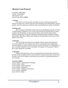30 business proposal templates & proposal letter samples selling business proposal template example