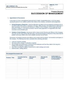 52 effective disaster recovery plan templates drp disaster recovery proposal template excel