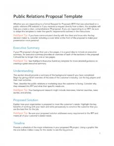 business template directory  hubspot quotation proposal template doc