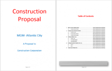 construction proposal template bid forms business plan for flooring bid proposal template doc