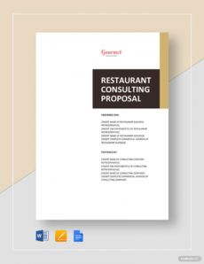 consulting proposal template examples to use for your clients financial advisory proposal template