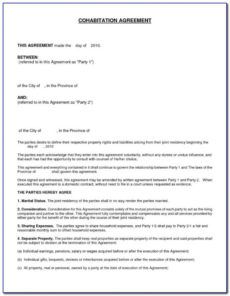 divorce settlement agreement template uk  vincegray2014 divorce proposal template pdf