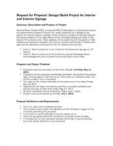 editable 7 sample interior design proposal templates  pdf word interior design proposal template word
