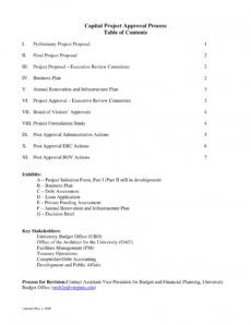 editable 9 capital project proposal examples  pdf  examples it infrastructure upgrade proposal template doc