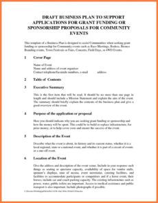 editable event sponsorship proposal template ~ addictionary event sponsorship proposal template word