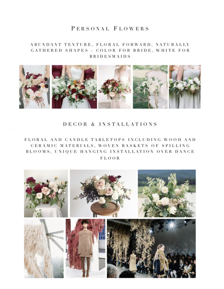 editable how to create beautiful concise client proposals florist proposal template