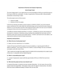 editable introduction to the senior design project senior design project proposal template doc
