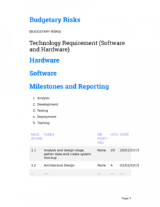 editable proposals  software development proposal template software solution proposal template
