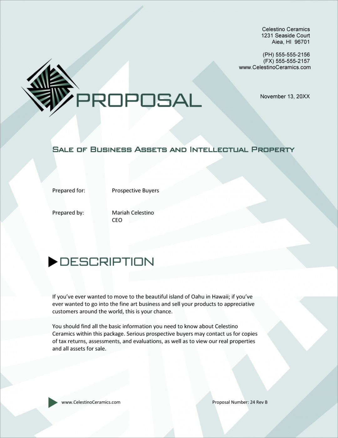 editable sale of business and assets sample proposal  5 steps selling business proposal template