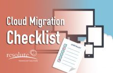 editable the complete cloud migration checklist  resolute ts cloud migration proposal template word