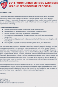 editable writing a sports sponsorship application with samples athlete sponsorship proposal template