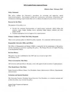 free 9 capital project proposal examples  pdf  examples capital expenditure proposal template excel