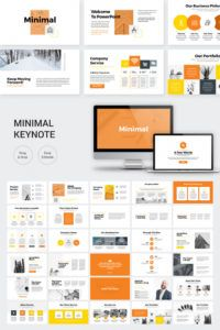 free best modern keynote business presentation proposal vendors keynote proposal template example