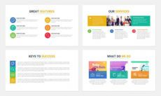 free business proposal templates for powerpoint & keynote keynote proposal template example