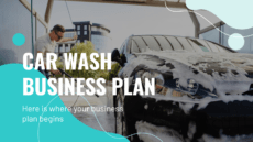 free car wash business plan google slides and powerpoint template car wash proposal template doc