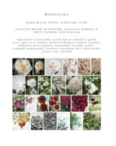 free how to create beautiful concise client proposals floral design proposal template example