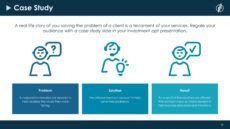 free investment portfolio premium powerpoint template  slidestore investment portfolio proposal template example