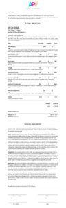 how to hire a wedding florist  a practical wedding florist wedding proposal template pdf