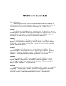 printable 008 best photos of market research proposal template marketing research proposal template