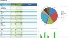 printable 12 free marketing budget templates  smartsheet marketing budget proposal template