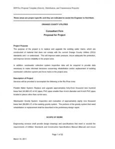 printable 39 best consulting proposal templates free  templatelab hr consulting services proposal template doc