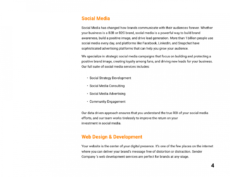 proposals  digital marketing proposal template digital marketing proposal template excel
