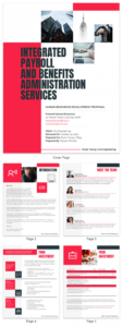red human resources consulting proposal template human resources consulting proposal template