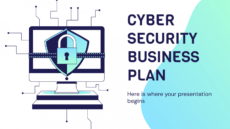 sample cyber security business plan google slides & ppt template cyber security proposal template
