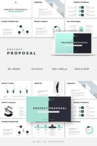 sample project proposal business plan keynote template 85265 keynote proposal template pdf