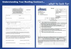 sample understanding your roofing contract  brady roofing commercial roofing proposal template pdf