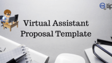 sample va proposal template  how to get hired as virtual assistant virtual assistant services proposal template