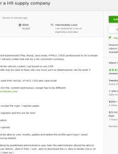 sample web developer proposal sample for upwork 2020 freelance web developer proposal template pdf