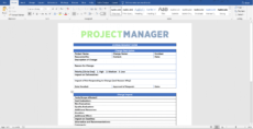 change request form free word template  projectmanager change management request form template pdf