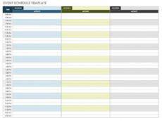 editable 21 free event planning templates  smartsheet event management timeline template