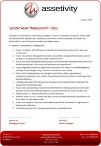 editable asset management templates  assetivity account management policy template excel