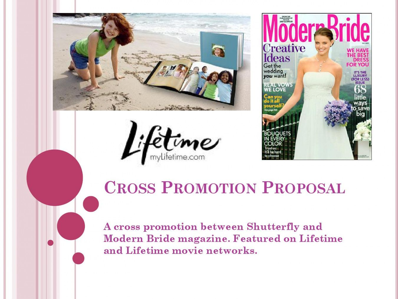 editable cross promotion proposal by chelsea jensen  issuu cross promotion proposal template example