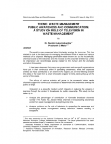 editable pdf theme waste management public awareness and waste management contract template
