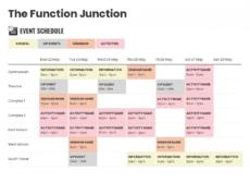 free event planning timeline infographic event management timeline template