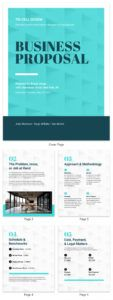 free how to write a business proposal examples & templates corporate training proposal template word