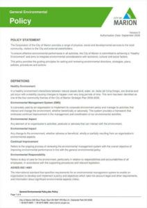 sample 28  types of policy template format  free & premium templates account management policy template pdf